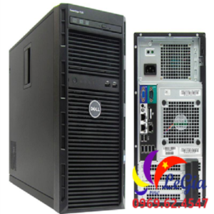 """Dell PowerEdge T130 (4x3.5"""" Cabled HDD) 